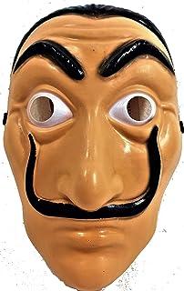 Mascara Dali Plastico - Mascaras, Antifaces y Caretas