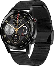 Smart Watch Make/Answer Call,Business Sports Watch for Men Women, Health and Fitness Tracker with Sleep Monitor,Music Player,App Message Reminder,IP 68 Waterproof Smart Watch for Android iOS Phones