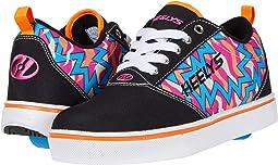 Black/Pink/Orange/Cyan