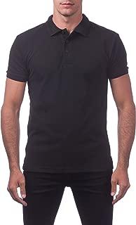 Men's Pique Polo Cotton Short Sleeve Shirt