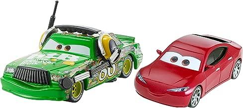 Disney Pixar Cars 3: Chick Hicks with Headset & Natalie Certain Die-cast Vehicle 2-Pack