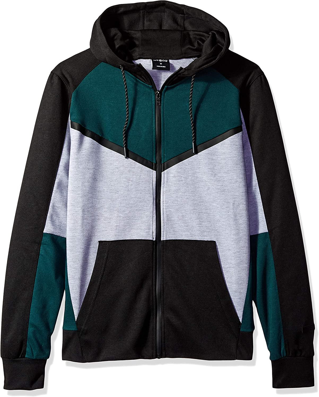 WT02 早割クーポン Men's 5☆大好評 Fleece Sweater Zip