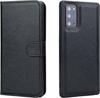 CHANROY Compatible with Galaxy Note 20 5G(6.7 inch) Premium Ultra Thin Leather Wallet Book Flip Case with Magnetic Closure...