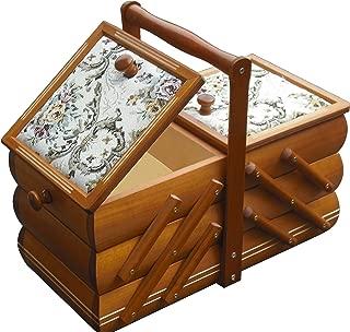 Huairdum Handmake Bolsa de Almacenamiento # 1 Artesan/ía de Telas para el hogar Agujas de Punto Almacenamiento Su/éter Agujas de Coser Organizador Bolsa