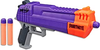 Fortnite Nerf Mega - HC E Blaster - Desert Eagle - Inc 3 Official Mega Darts - Kids Toys & Outdoor Play - Ages 8+