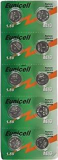 AG13/LR44 Knopfzellen, Alternativbezeichnungen A76 / L1154 / SR44 / G13 / 357, 1,5V, 10Stück