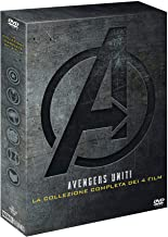 Avengers Collection (4 Dvd) [Italia]