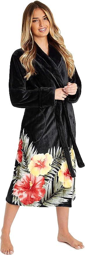 702 opinioni per CityComfort Vestaglia Donna, Vestaglia Donna Invernale Pile