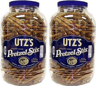 Best pretzel rod length Reviews