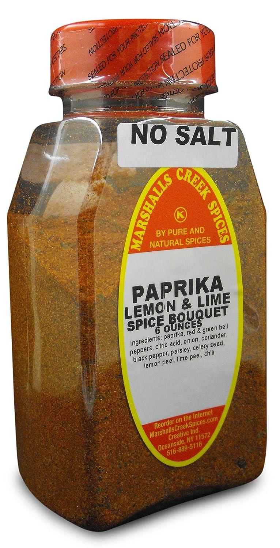 Marshalls Charlotte Mall Creek Spices 3 PACK LEMON BOUQU Award-winning store PAPRIKA LIME SPICE