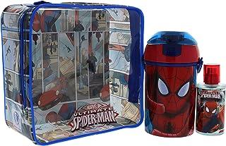 Marvel Ultimate Spider Man 3 Piece Eau de Toilette Spray Gift Set for Kids