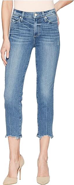 "Paige Hoxton Straight Crop 25"" w/ Fashion Hem in Zahara"