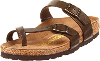 Birkenstock Women's Mayari Sandal,Golden Brown,40...