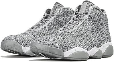 Nike Mens Jordan Horizon Wolf Grey-White Fabric Size 11.5