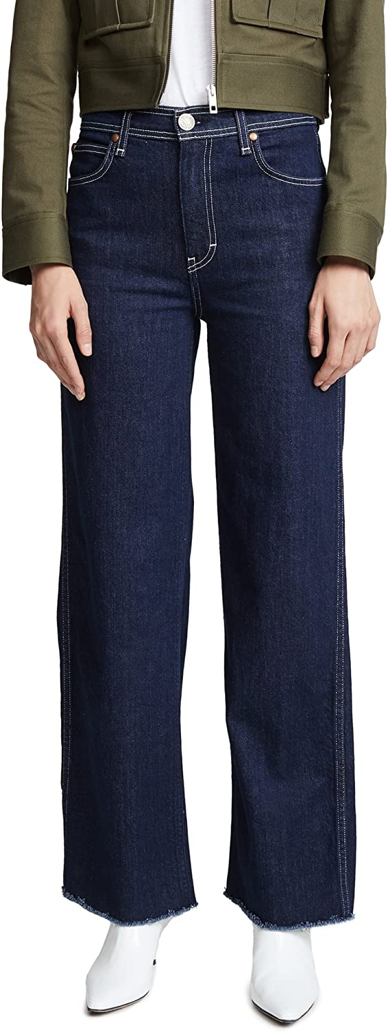 Rag & Bone Womens Medium Wash Destroyed Skinny Jeans