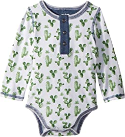 Cactus Long Sleeve Crawler (Infant)