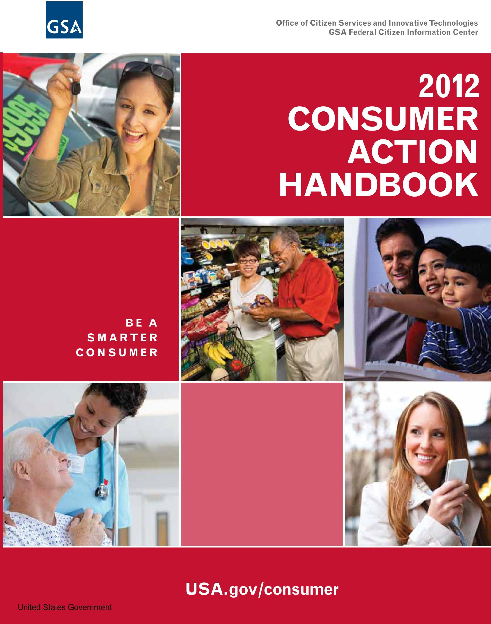 2012 Consumer Action Handbook