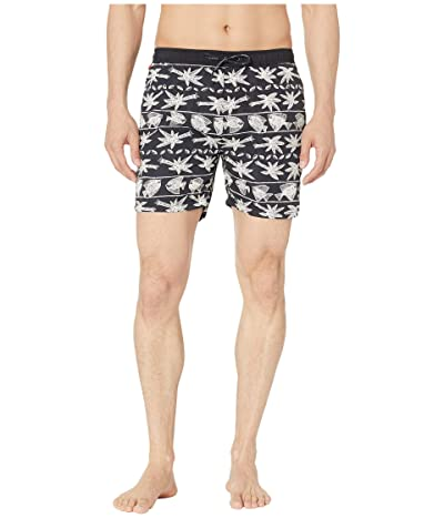 Scotch & Soda Classic Swim Shorts with Summer All Over Print (Combo D) Men