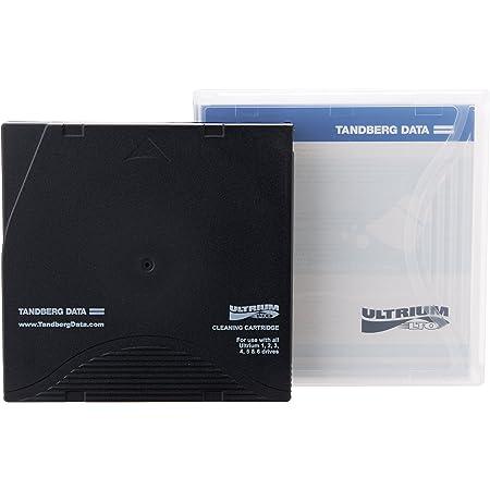 Tandberg 432631 LTO Ultrium gris cartouche de nettoyage