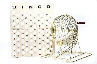 Best large bingo cage Reviews