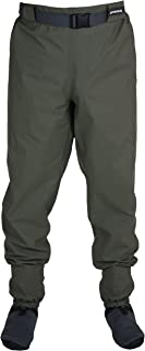 Compass 360 Men's Deadfall Breathable Stockingfoot Waist High Pant Wader