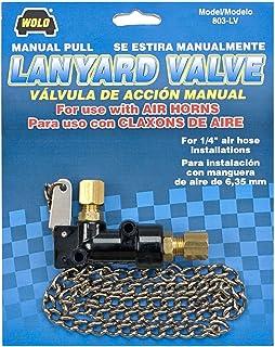 Wolo 803-LV Lanyard Hand Pull Air Valve