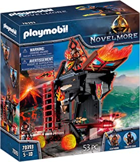 Playmobil Novelmore Burnham Raiders Fire Ram