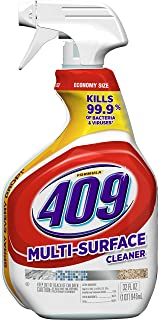 Formula 409 All Purpose Cleaner Spray Bottle, 32 Fluid Ounces (Pack of 5)