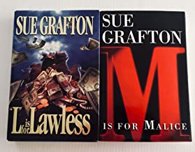 """2 Books! 1) """"L"""" is for Lawless 2) """"M"""" is for Malice"""