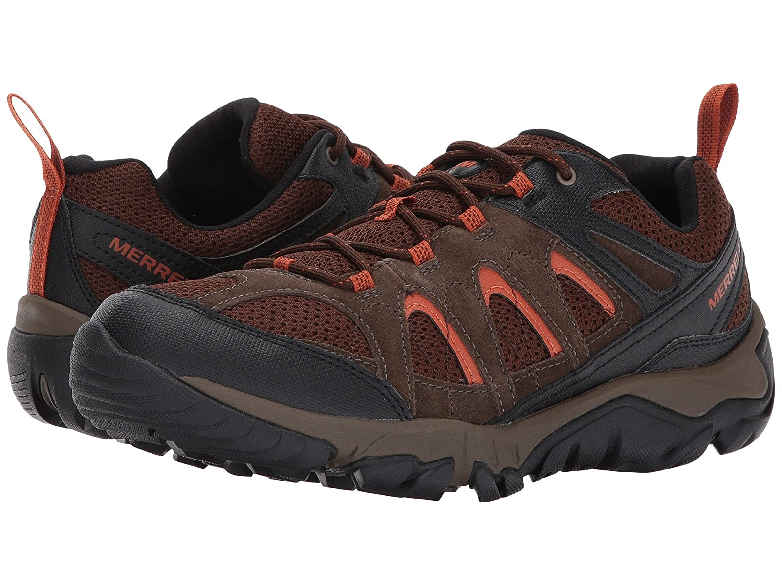 Merrell Outmost VentAtmospheric grades have affordable shoes