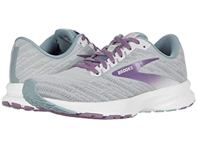 Brooks Launch 7 (Antarctica/Lead/Grape) Women