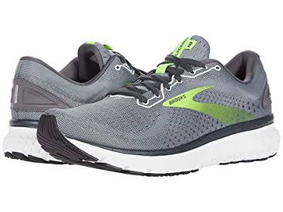 Brooks Glycerin 18 (Primer Grey/Ebony/Nightlife) Men