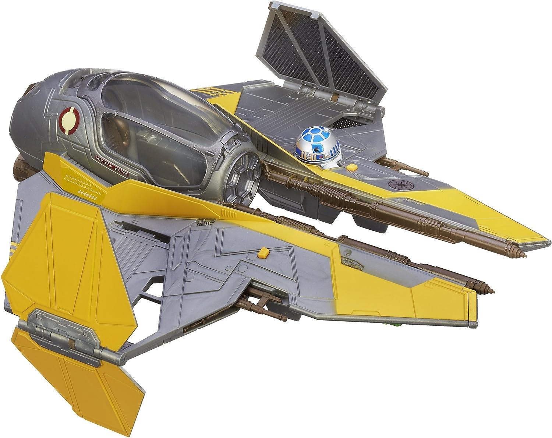 Star Wars Anakin's Jedi Starfighter Vehicle