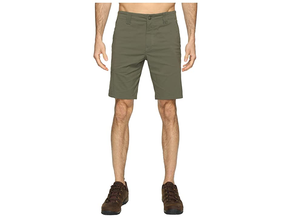 Royal Robbins Everyday Traveler Shorts (Loden) Men