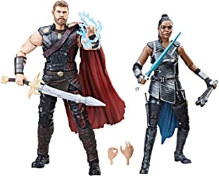 Hasbro Marvel Legends Thor Ragnarok Movie 2-Pack Thor and Valkyrie