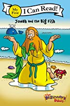 The Beginner's Bible Jonah and the Big Fish (I Can Read! / The Beginner's Bible)
