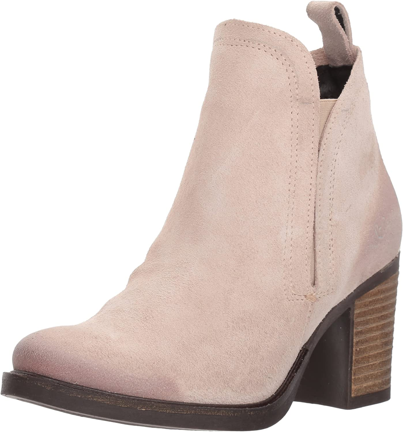 Bos. & Co. Womens Belfield Ankle Boot