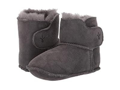 EMU Australia Kids Baby Bootie (Infant) (Charcoal) Girls Shoes