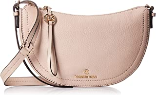 MICHAEL KORS Womens Small Messenger Bag, Soft Pink - 30H9GCDM1L