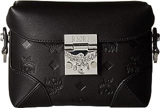 MCM Women's Soft Berlin Monogram Leather Belt Bag Small