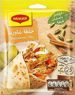Maggi Chicken Shawarma Mix Sachets,10X40 gm
