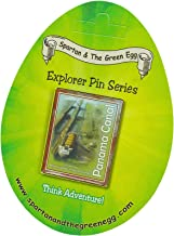 Full Cycle Publications Spartan and The Green Egg Explorer Pin Series: Panama Canal (51)