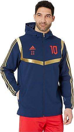 Predator Zinedine Zidane Hooded Jacket