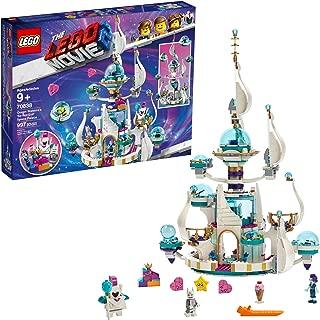 (レゴ) LEGO MOVIE 2 Queen Watevra's Space Palace 70838 Building Kit, New 2019 (995 Piece) (並行輸入品)