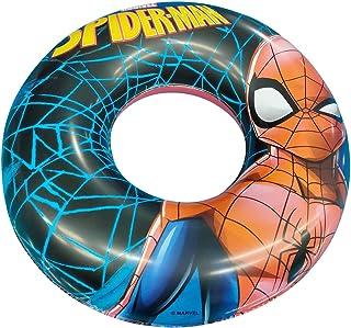 Marvel Spiderman Printed Kids Inflatable Swim Ring.