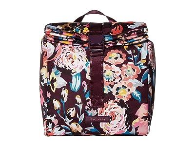 Vera Bradley Lighten Up Lunch Tote (Indiana Blossoms) Handbags