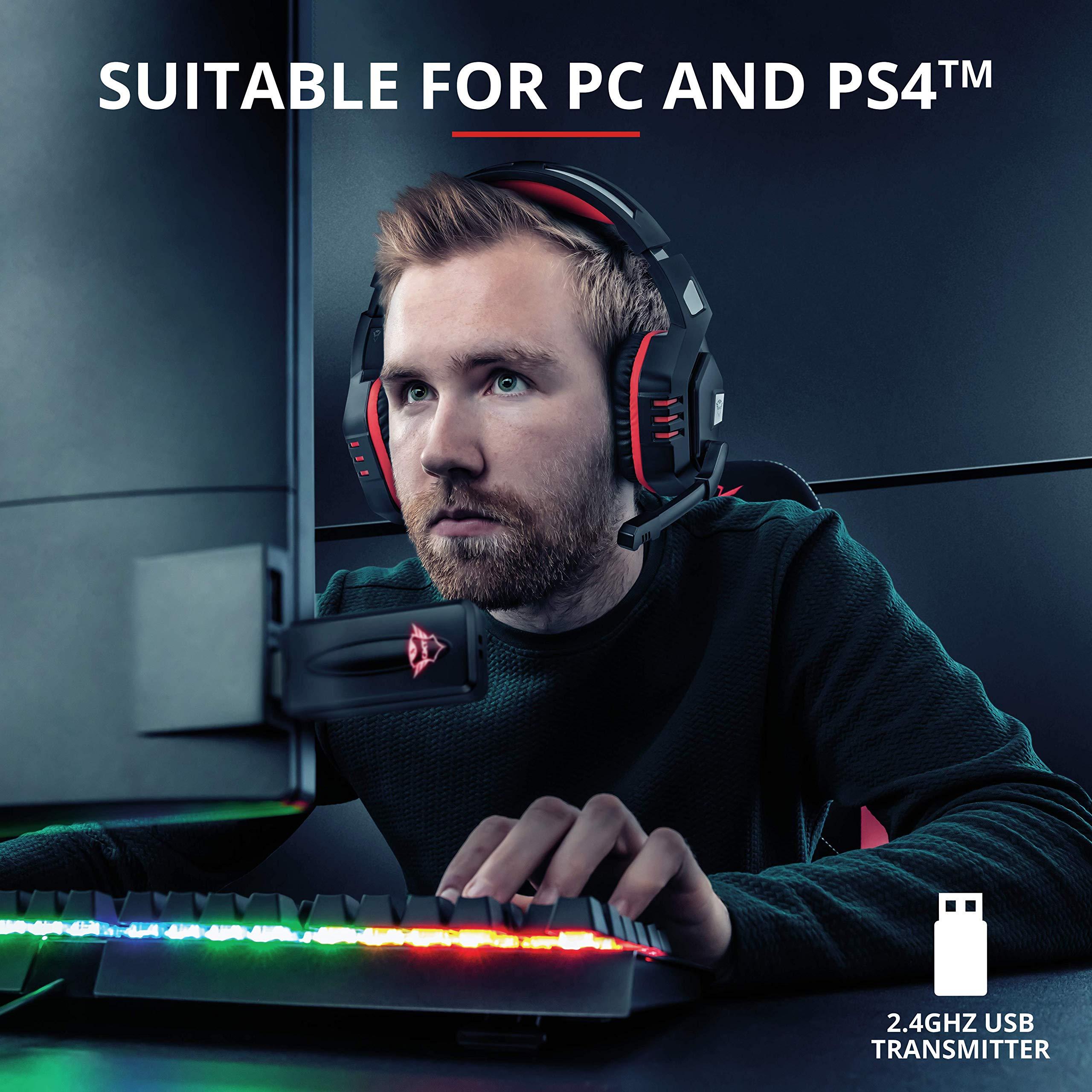 Trust Gaming GXT 390 Juga Wireless