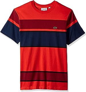 Men's Short Sleeve Colorblock Jersey T-Shirt