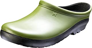 Sloggers Women's Premium Garden Clog, Cactus Green, Size 8, Style 260CG08