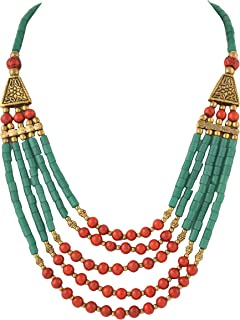 Best bead strand necklaces Reviews